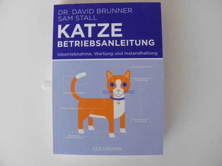 Rezension - Katze Betriebsanleitung